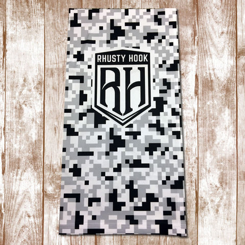 Rhusty Hook Buff / Gaiter - Digi Camo