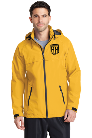 Rhusty Hook Rain Jacket - Yellow *** PRE-ORDER