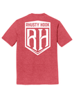 Rhusty Hook Shield - Red