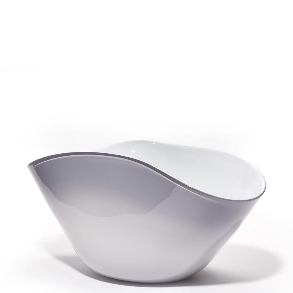 White/Grey Bowl
