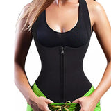 Premium Neoprene Waist Trimmer+Fat Burner Vest