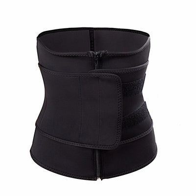 Intense Fitness Workout Sweat Belt Waist Trainer