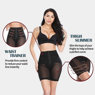 Extreme Waist and Thigh Slimmer -Butt Lifter Body Shaper