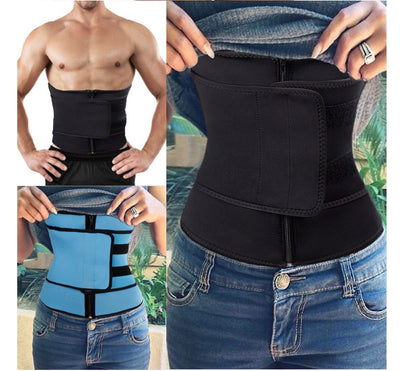 Workout Waist Training Sweat Belt