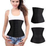 Hourglass Breathable Waist Trainer 6 Hooks