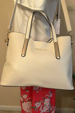 Women's Cream Shoulderbag