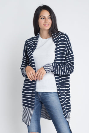 Unique Fashion Knit Thick Cardigan