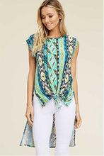 Women's Sleeveless Southwest Tops