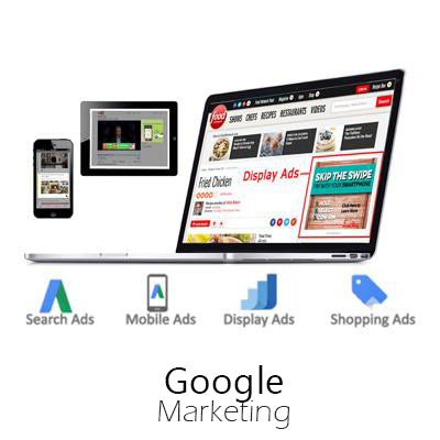 Google Marketing Services in Pakistan