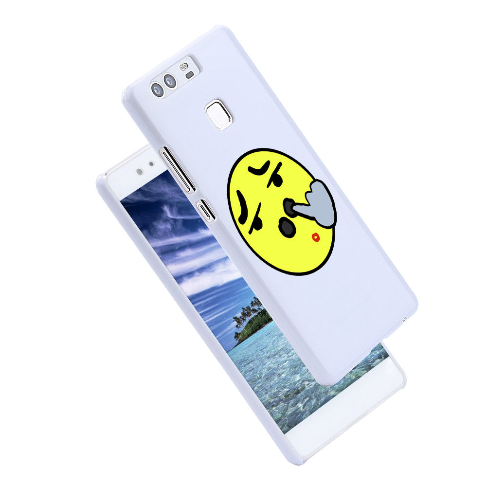 Pick Nose Emoji Phone Case Cover for iPhone 6 7 8 Samsung S6 S7 Huawei P9 Xiaomi