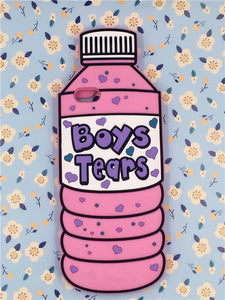Boys Tears iPhone Case