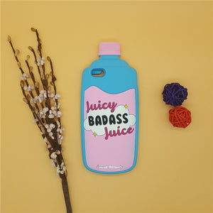 Juicy Badass Juice iPhone Case