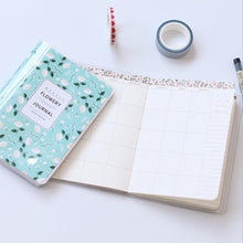 Flower Notebook Planner in Pink2