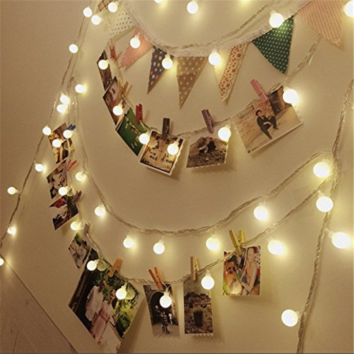 Bulb Fairy Light String
