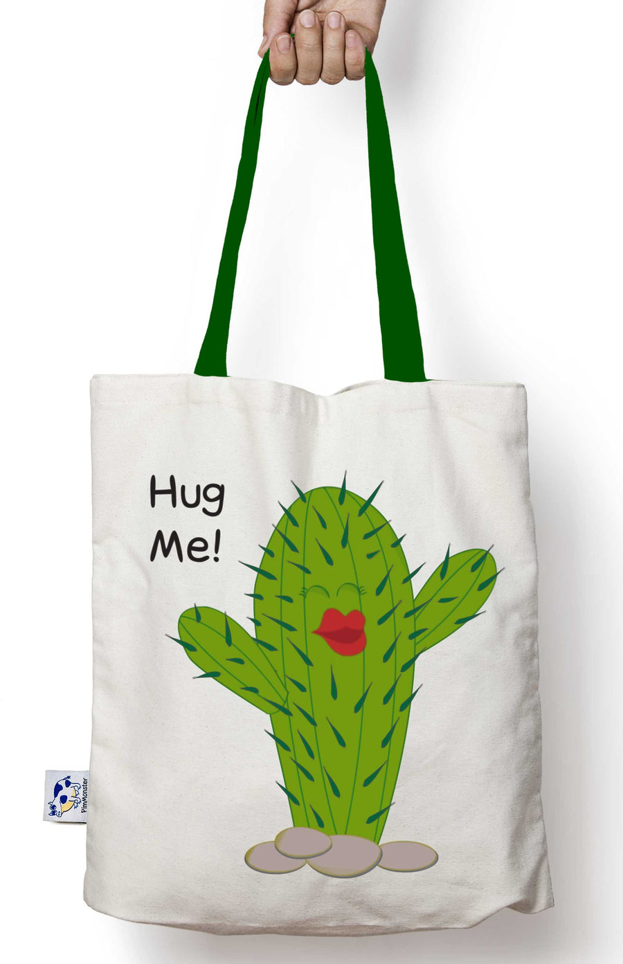 Hug Me! tote bag - Pimmonster