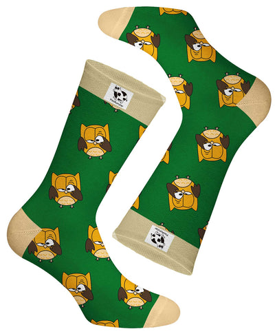 Owls Socks - Pimmonster