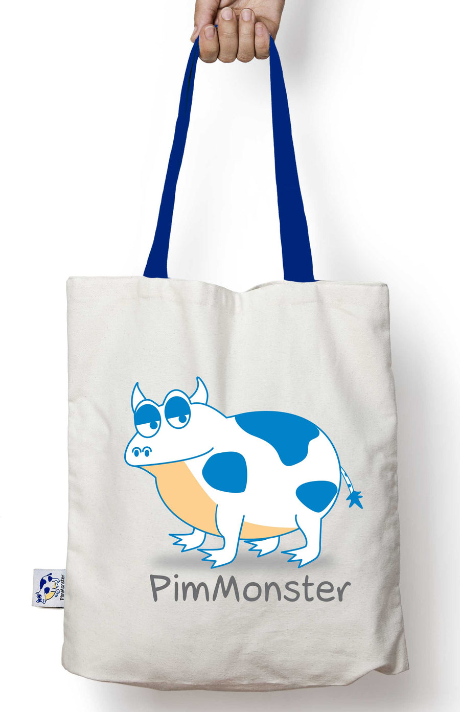 The Pimmonster tote bag - Pimmonster