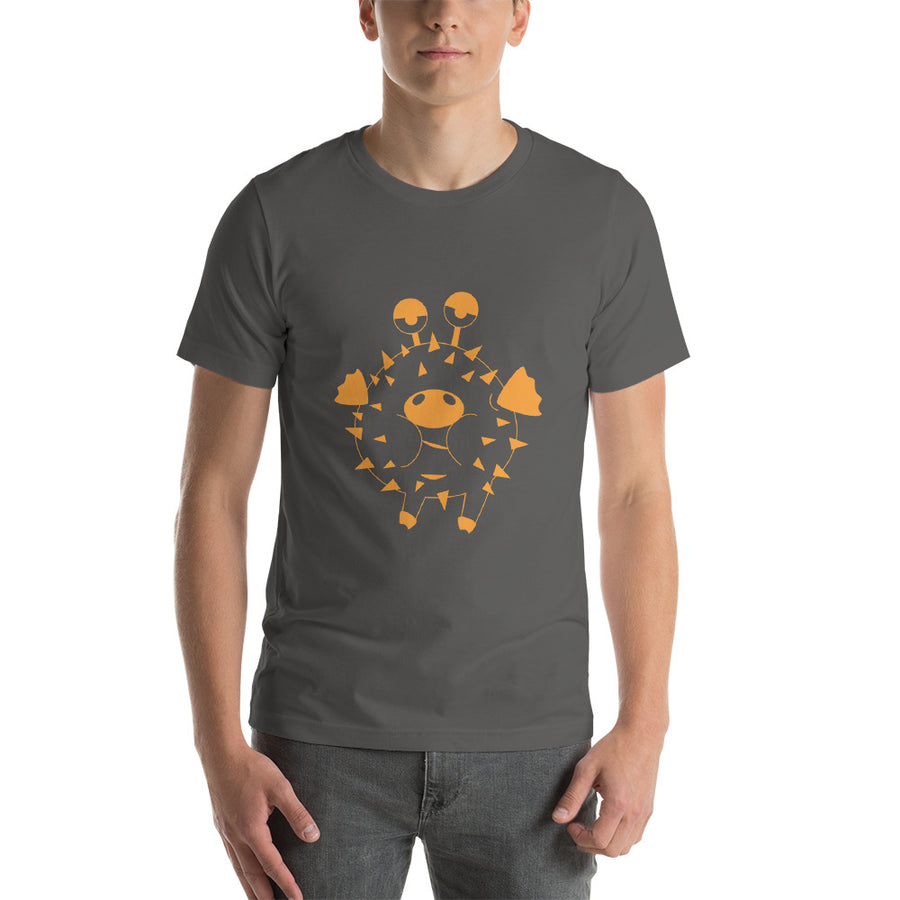 The Pig Monster Unisex T-Shirt - Pimmonster