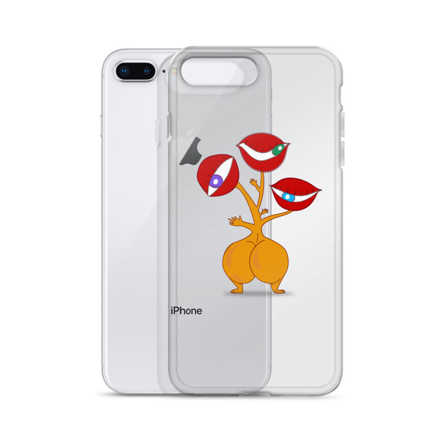 Eyes on the Prize iPhone Case - Pimmonster