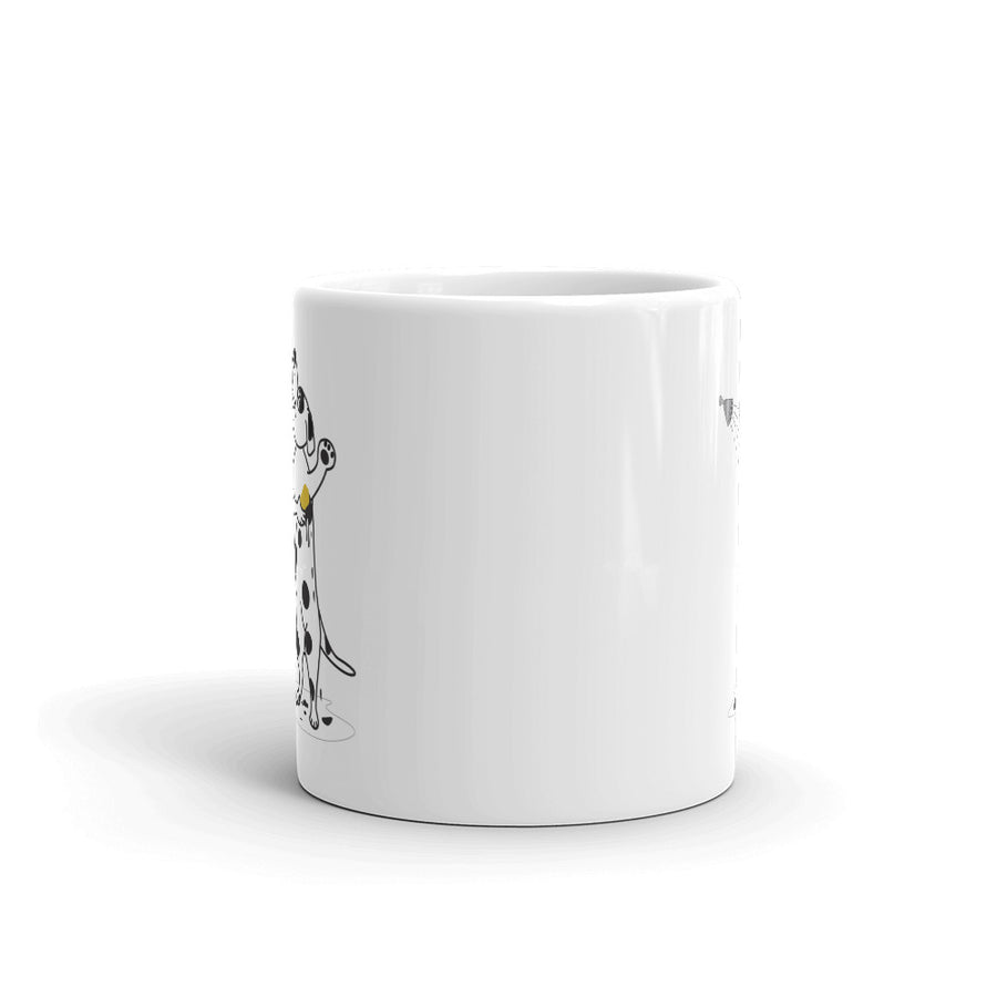 Mr Dalmatian Mug - Pimmonster