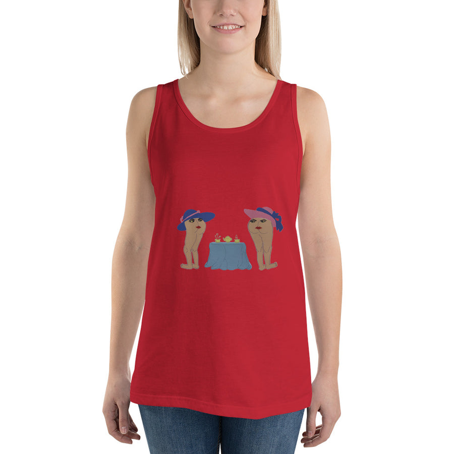 Ladies' Night Tank Top - Pimmonster