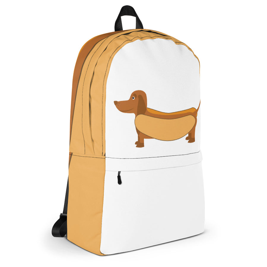 Po Dachshund Backpack - Pimmonster