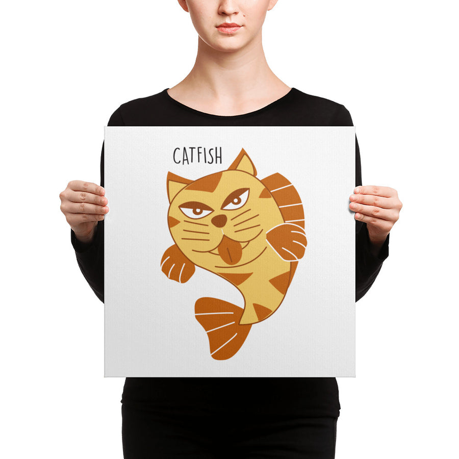 The Catfish Canvas - Pimmonster