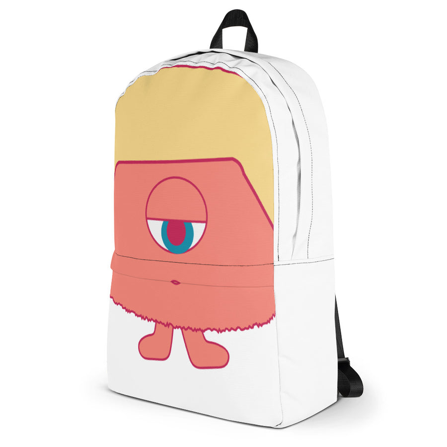 The Bosshole Backpack - Pimmonster