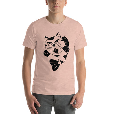 The Catfish Unisex T-Shirt - Pimmonster