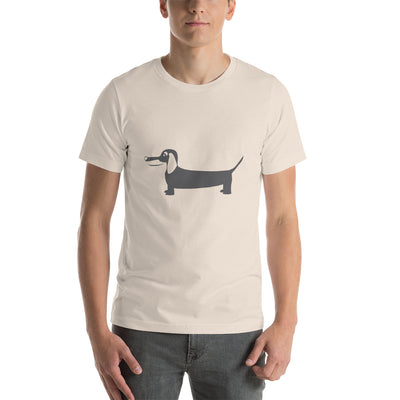 Po the Dachshund Unisex T-Shirt - Pimmonster
