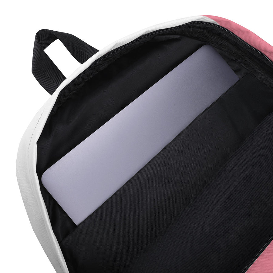 The Pink Frow Backpack - Pimmonster