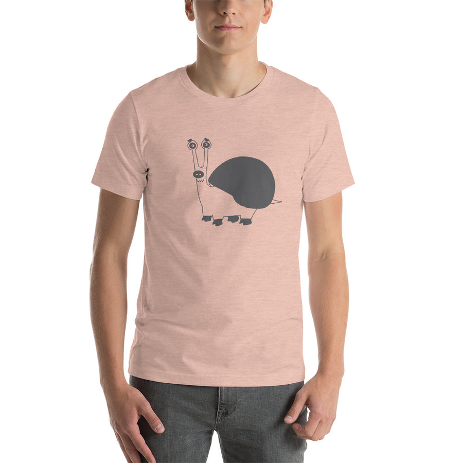 Snig Unisex T-Shirt - Pimmonster