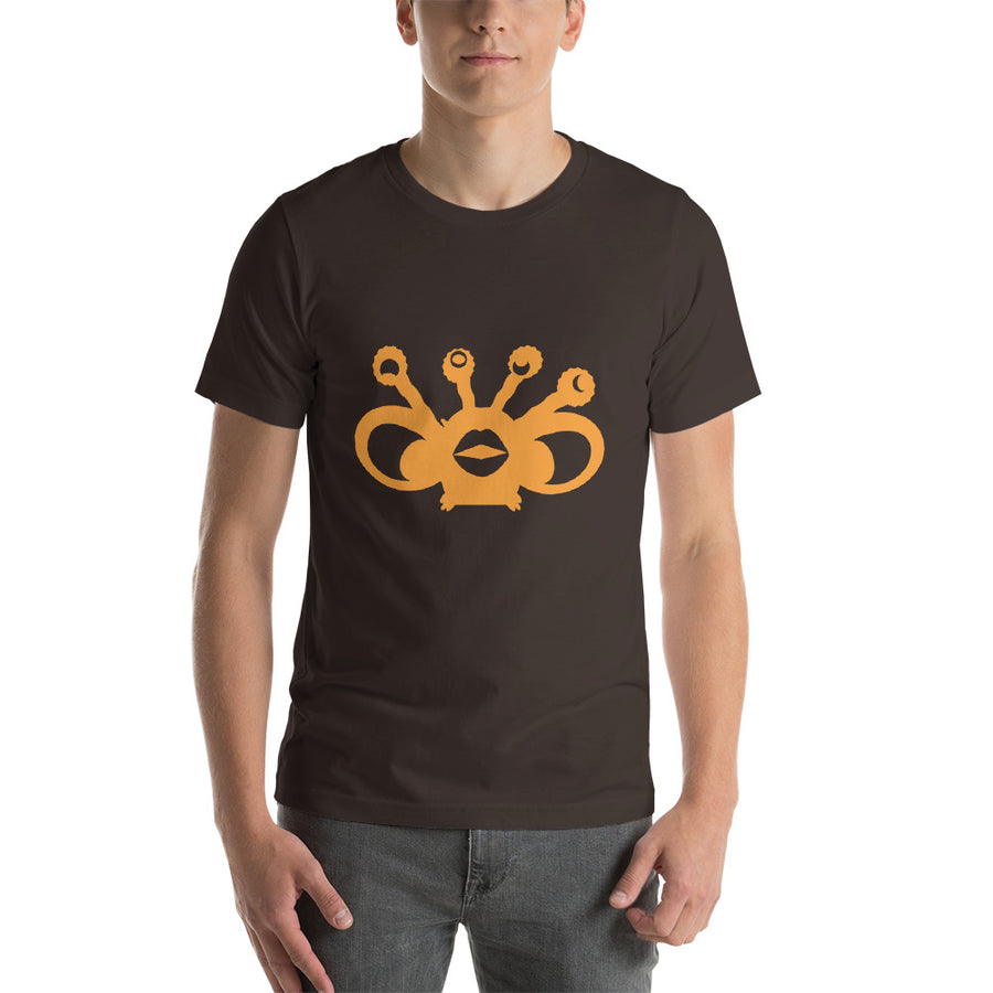 The Nosey Monster Unisex T-Shirt