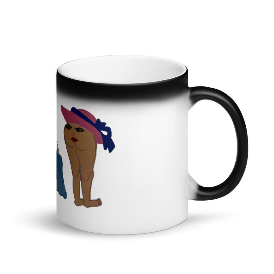 Ladies'night Magic Mug - Pimmonster