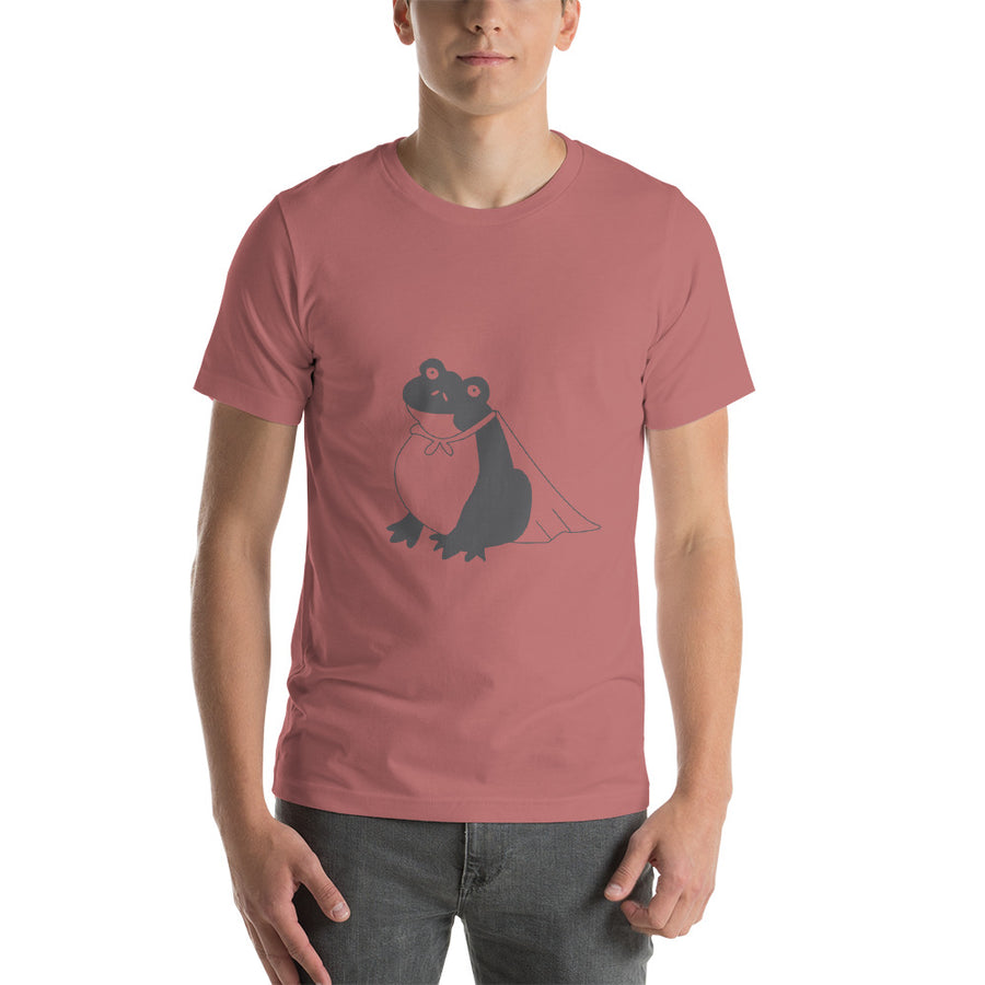 The Frog Hero Unisex T-Shirt