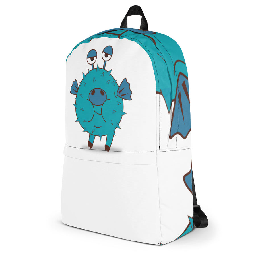 The Pig Monster Backpack - Pimmonster