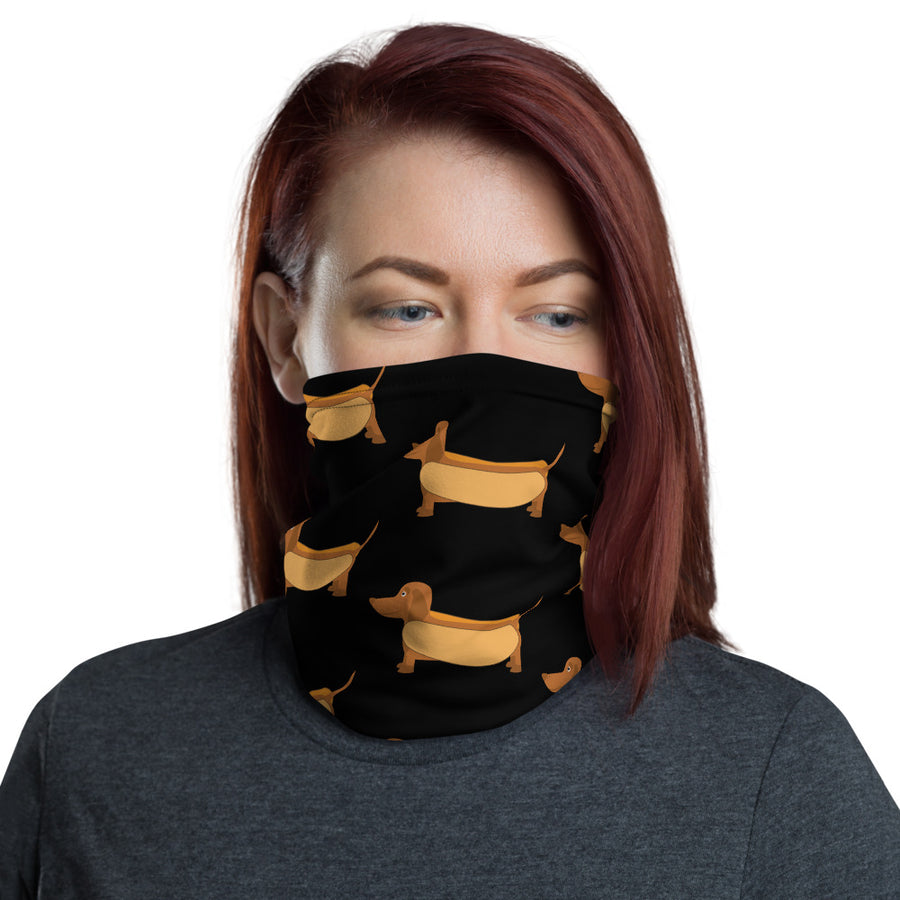 Po Dachshund Neck Gaiter - Pimmonster