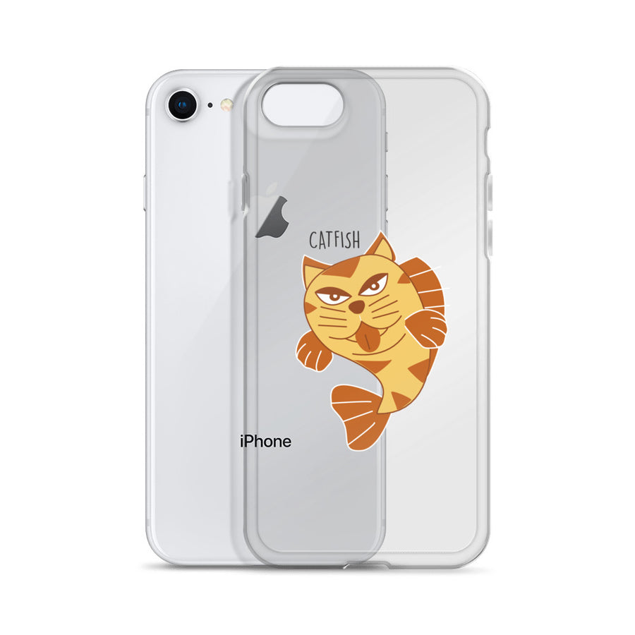 Catfish iPhone Case