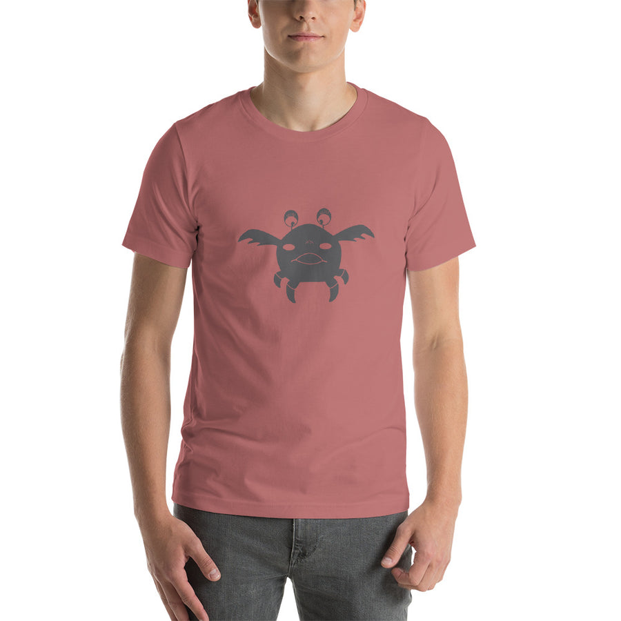 Crabby Flier Unisex T-Shirt - Pimmonster