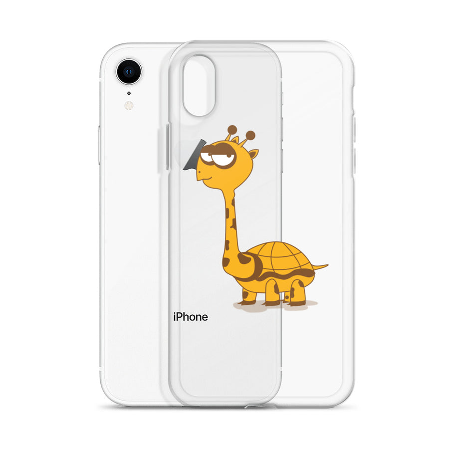The Turraffe iPhone Case - Pimmonster