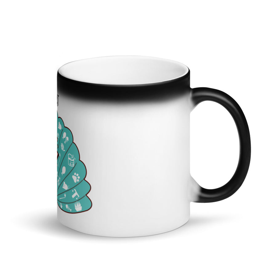 Peacat Magic Mug - Pimmonster