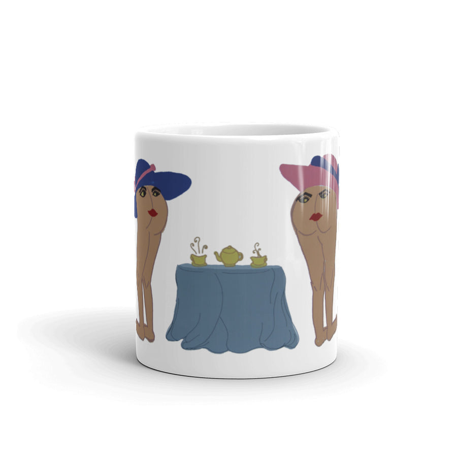Ladies'night Mug - Pimmonster
