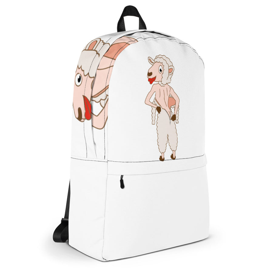 The Naked Sheep Backpack - Pimmonster