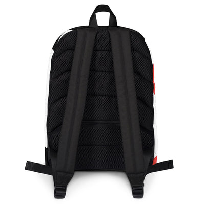 The Red Fist Backpack