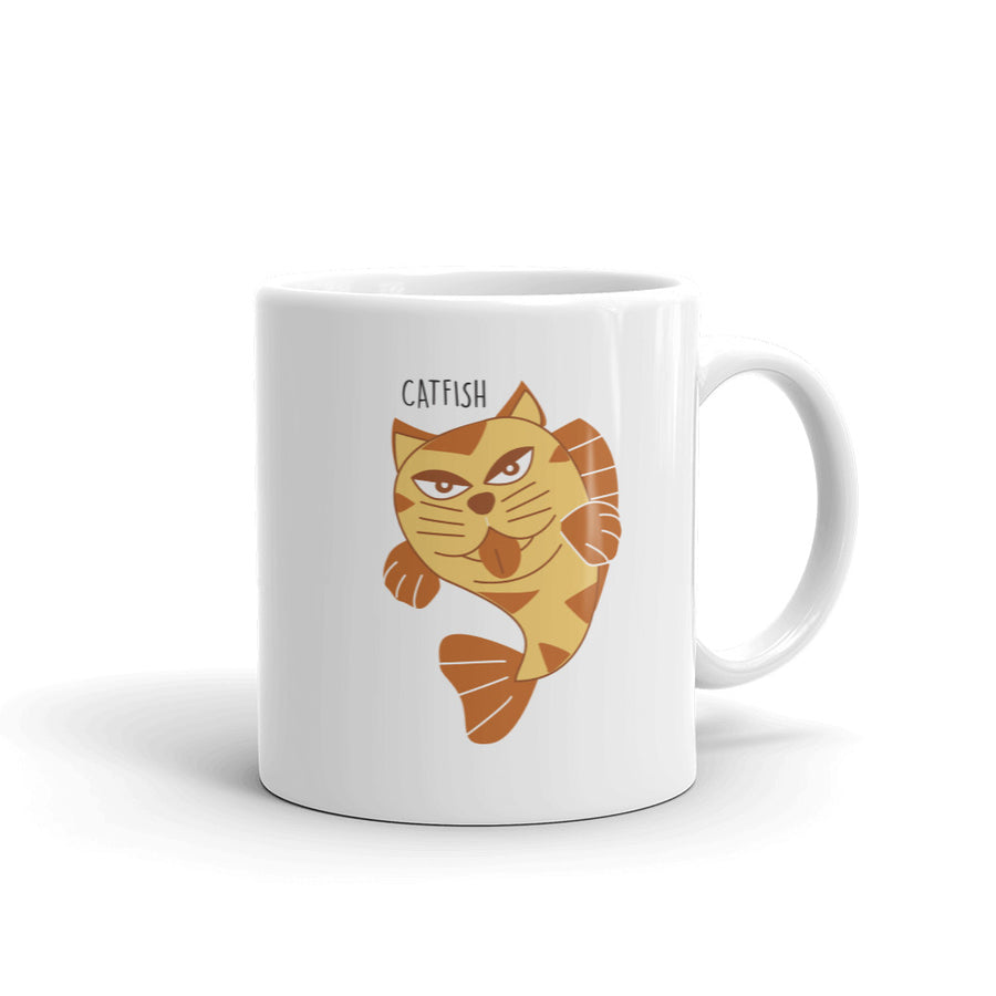 The Catfish Mug - Pimmonster