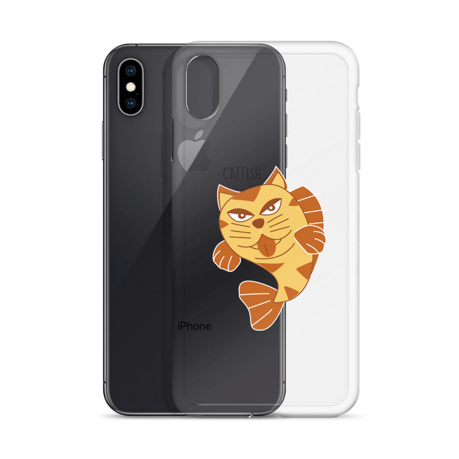 Catfish iPhone Case - Pimmonster