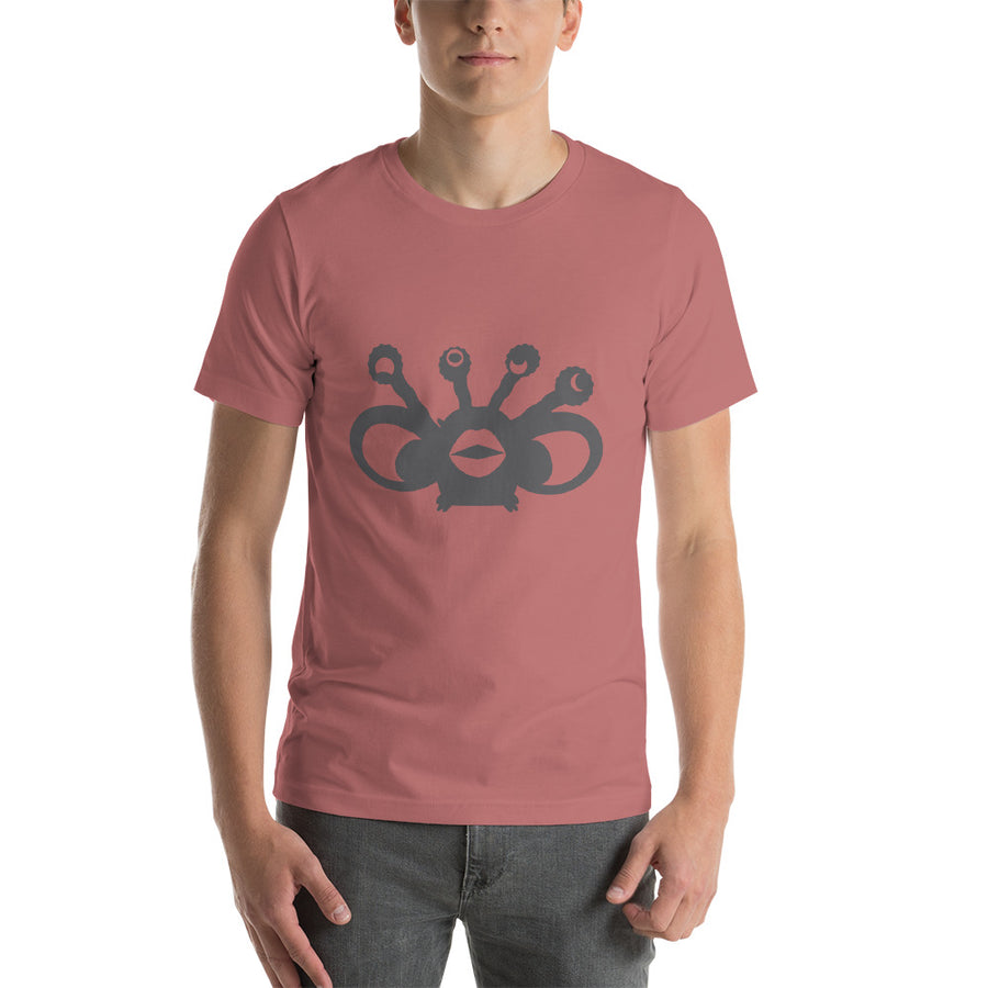 The Nosey Monster Unisex T-Shirt - Pimmonster