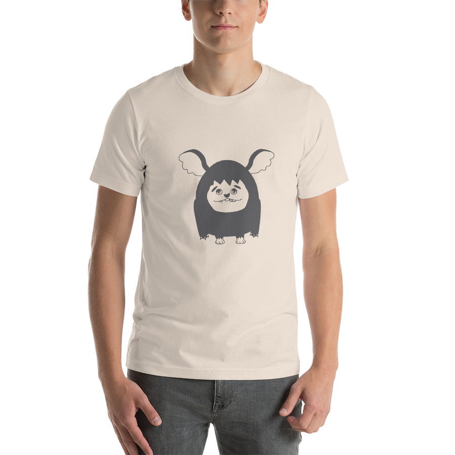 The Giant Squirrel Unisex T-Shirt - Pimmonster