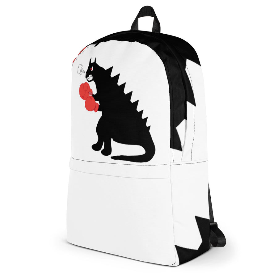 The Red Fist Backpack - Pimmonster