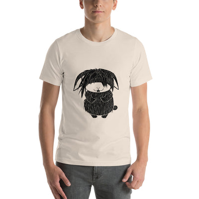 The Giant Rabbit Unisex T-Shirt